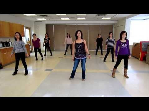 Just Another Woman - Line Dance (Dance & Teach)