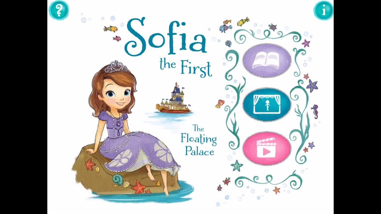 Pages Sofia First Floating Palace