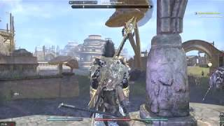 Elder scrolls online error