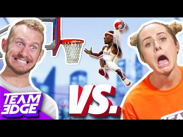 BIG HEAD BASKETBALL Challenge! | NBA Playgrounds