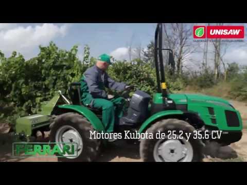 Ferrari теперь и тракторы!!!