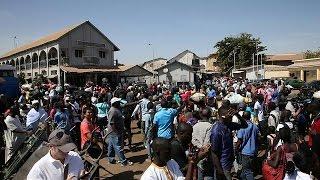 видео Гамбия