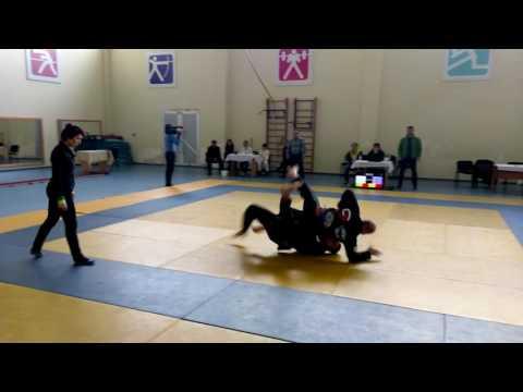 Jiu-Jitsu Azerbaijan Championship 2016 - Ayaz Suleyman vs Hurmuz Kazimov, final competition