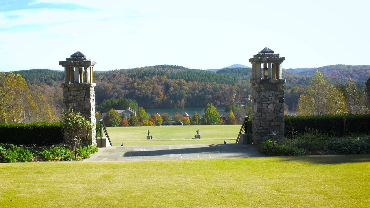 Settlement Village - The Reserve at Lake Keowee
