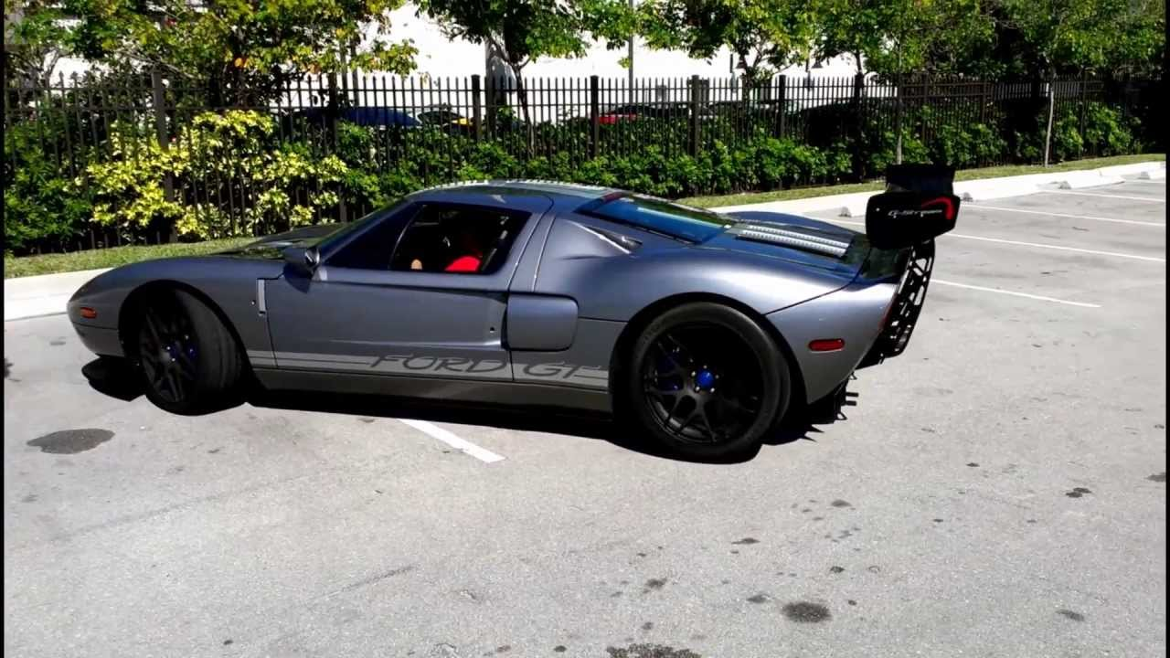 Ford Gt Loud Engine