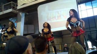 Flaunt girls from Full Throttle Saloonin Tulsa OK
