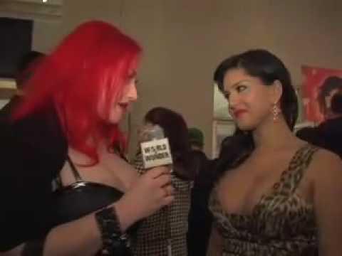 Erotic breast stimulation video