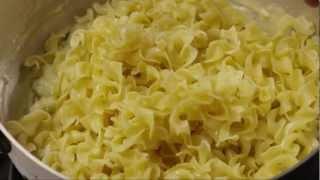 How To Make Homemade Tuna Noodle Casserole