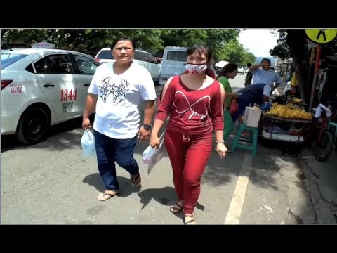 Cebu City Streets & Robinsons Fuente Mall , Cebu Philippines ✅