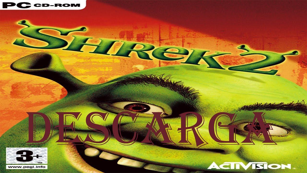Shrek 2 pc full español | blizzboygames.