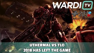 uThermal vs TLO (TvZ) - 2018 Has Left the Game Groups