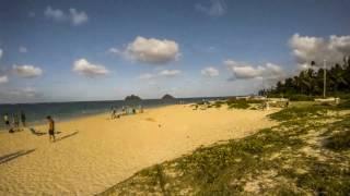 Lanikai Beach - Kailua - Oahu, HI
