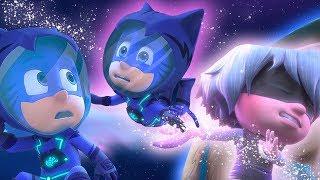 PJ Masks Full Episodes Moonstruck Race to the Moon Full Episode Season 2  Superhero Kids