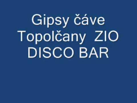 Gipsy čáve topolčany Zio Disco Bar 2014 Chinpunkové