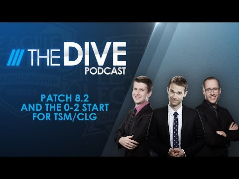 The Dive: Patch 8.2 and the 0-2 Start for TSM/CLG (Season 2,