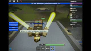 Roblox | Kampf sith! | Tython