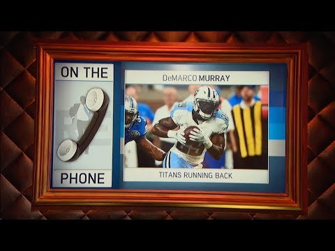 Titans RB DeMarco Murray on Marcus Mariota & More | Full Interview | The Rich Eisen Show | 8/17/17