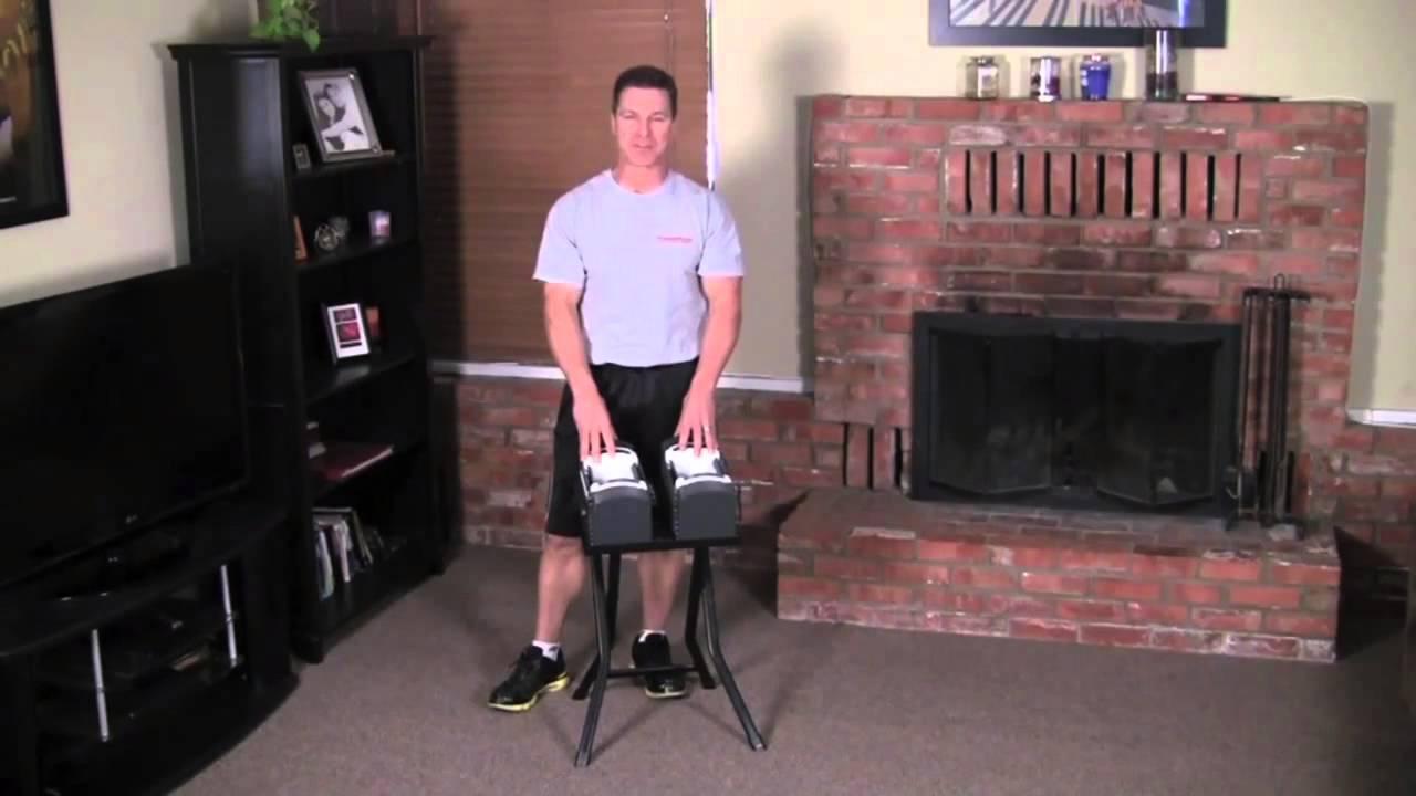 Powerblock classic adjustable dumbbell set reviews - Powerblock Sport 5 0 Adjustable Dumbbells