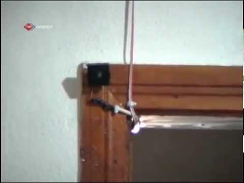 Siirt'deki yangın evde Esrarengiz yanmalar kameraya alınacak