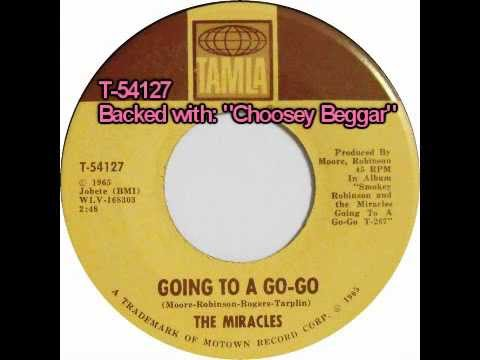"""""""Going to a Go-Go"""" by The Miracles"""