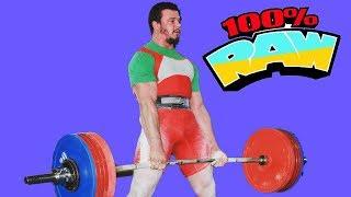 Максим Рыбалка - Чемпион Украины 2017 (RAW 100%)