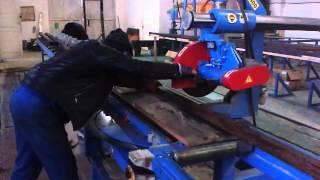 Изготовление металлоконструкций(Изготовление металлоконструкций для коровника площадью 3800 м. кв. ТОВ