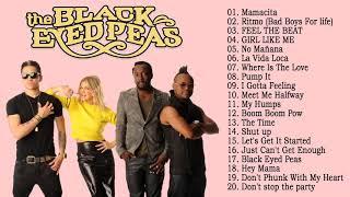 Top 20 Best Songs Of Black Eyed Peas - Black Eyed Peas Greatest Hits 2020