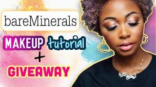 TUTORIAL: Bare Minerals Makeup…