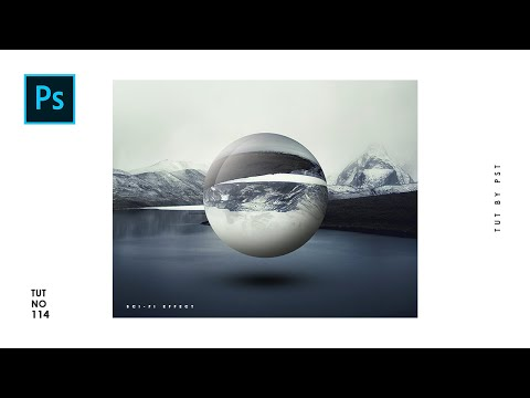 How To Create SCI-FI Planet Manipulation In Photoshop - Photoshop Tutorials