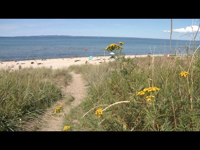 Dronningmølle Strand Camping - Sommerkaravanen 2016 Dag 6