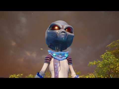 Destroy All Humans! - Welcome to Turnipseed Farm