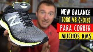 new balance 1080v8 mujer
