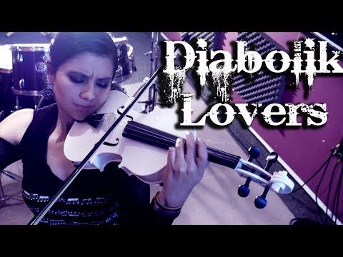 DIABOLIK LOVERS (Op. 1 Mr. Sadistic Night) ❤  VIOLIN ANIME COVER!