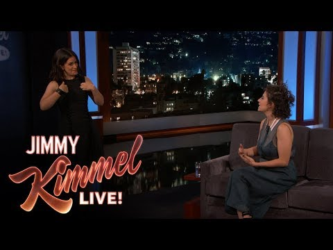 Abbi Jacobson & Ilana Glazer Play Dirty Charades