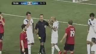 All Goals & Highlight ●Gabala FC vs Apollon Limassol 1-0{agg 2-1 }●06 08 2015 ●Europa League