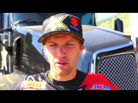 Coming to America: Rockstar Energy Suzuki At Thunder Valley - TransWorld Motocross