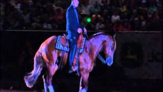 2010 WEG Reining Freestyle Love Like Crazy