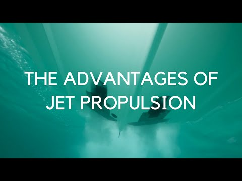 The Advantages of Jet Propulsion From Boating Magazine