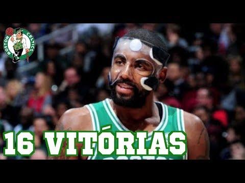 BOSTON CELTICS 16 VITÓRIAS SEGUIDAS - Rodada NBA 17/18 #12