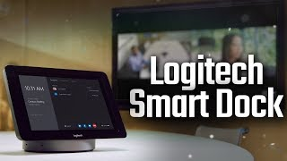 Logitech Smart Dock + Meetup Camera - Hands On Review