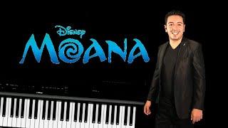 Moana Piano (How Far I´ll Go)