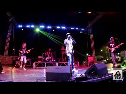 FREEDOM FIGHTERS - Iron Lion Zion || Live Reggae Summer Festival #5