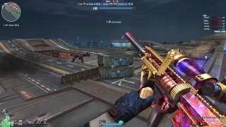ZM2 - Battleship with the SR25 Burning Shot [Crossfire]