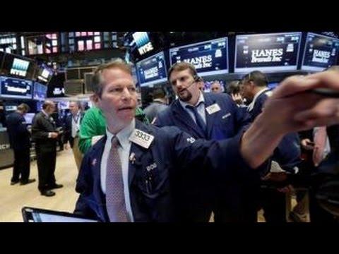 Fed jitters rattling investors?