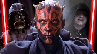 TOP 10 Most Powerful SITH LORDS