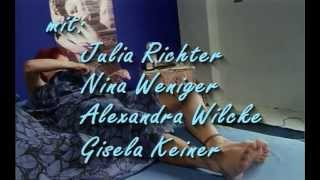 "Julia Richter's Feet from the movie ""Kommt Mausi raus?!"""