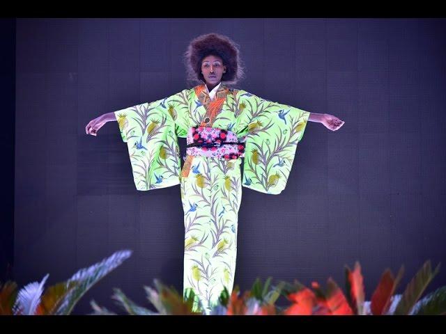 Kigali Fashion Week 2016