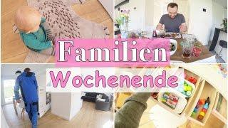 Neuer Fernseher! | Kinderzimmer einräumen & Serien Abend | Spareribs machen | Isabeau