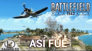 Battlefield 1943 Así fue el regreso a la 2ª Guerra Mundial