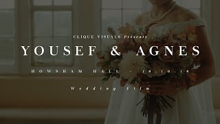 Yousef and Agnes // Howsham Hall // 19.10.19 // Wedding Film